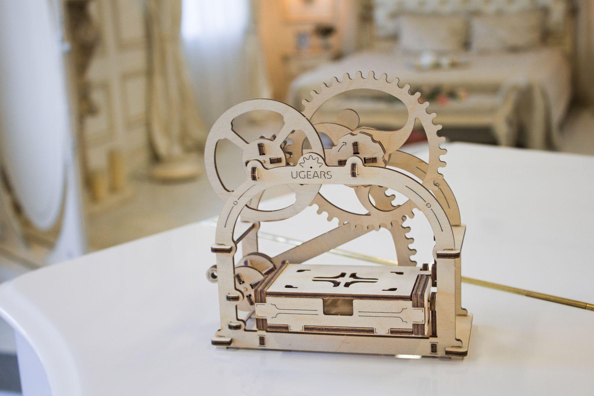 Model Mechanical Etui 2 - Области применения СО2 лазерных режущих станков
