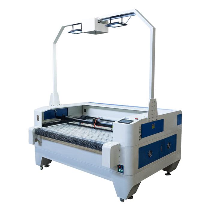 wcamera - Лазерный станок для резки ткани и меха