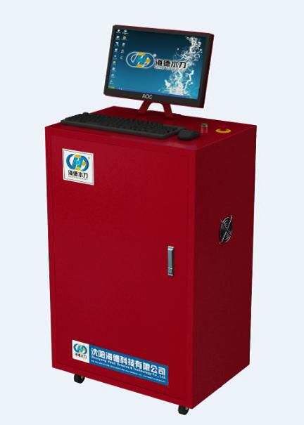 1 - Гидроабразивный станок с ЧПУ Head