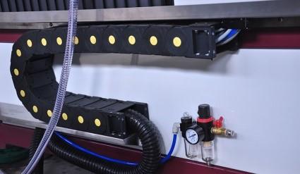 123 - Гидроабразивный станок с ЧПУ YC Waterjet
