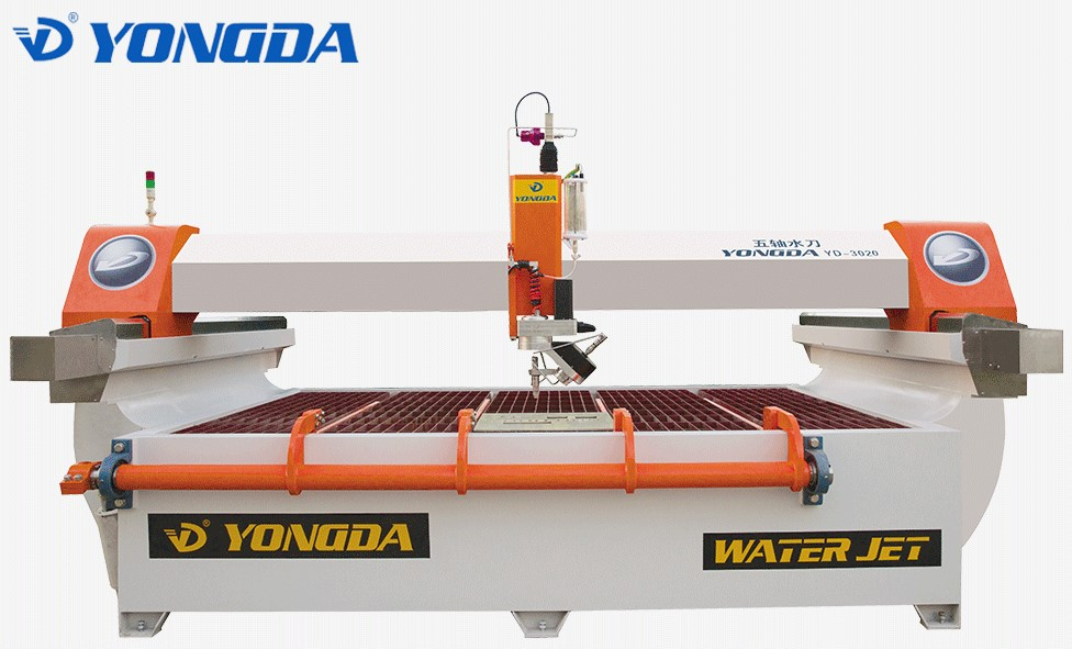 yongda gar1 - Гидроабразивный станок с ЧПУ Yongda