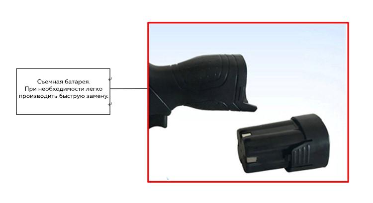 MJ02 - Ручной каплеструйный маркиратор MeenJet M7
