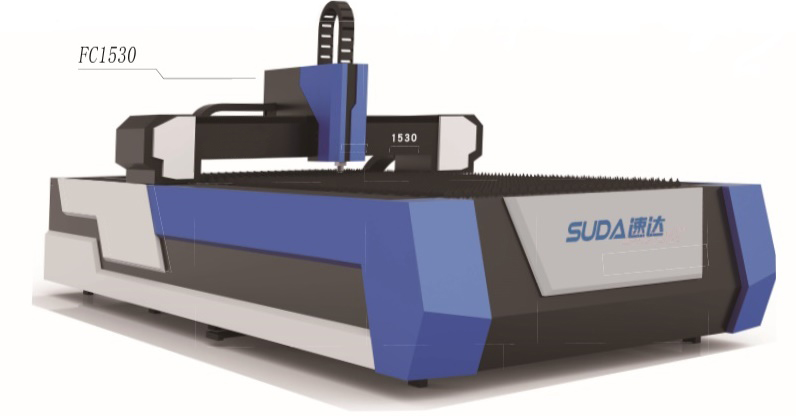 Bezy433445fmyannyj - Станок для лазерной резки металла Suda серии FC