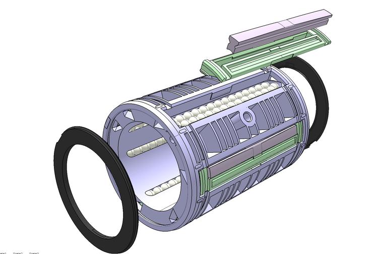 Zusbau LBCD60 Explo1 tcm 12 45252 - Гидроабразивный станок с ЧПУ APW