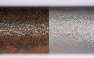 лазерная очистка металла