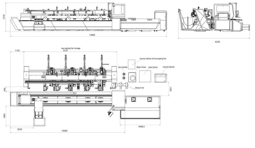 2019 04 15 12 52 02 - Станок для лазерной резки резки труб Bodor T-A