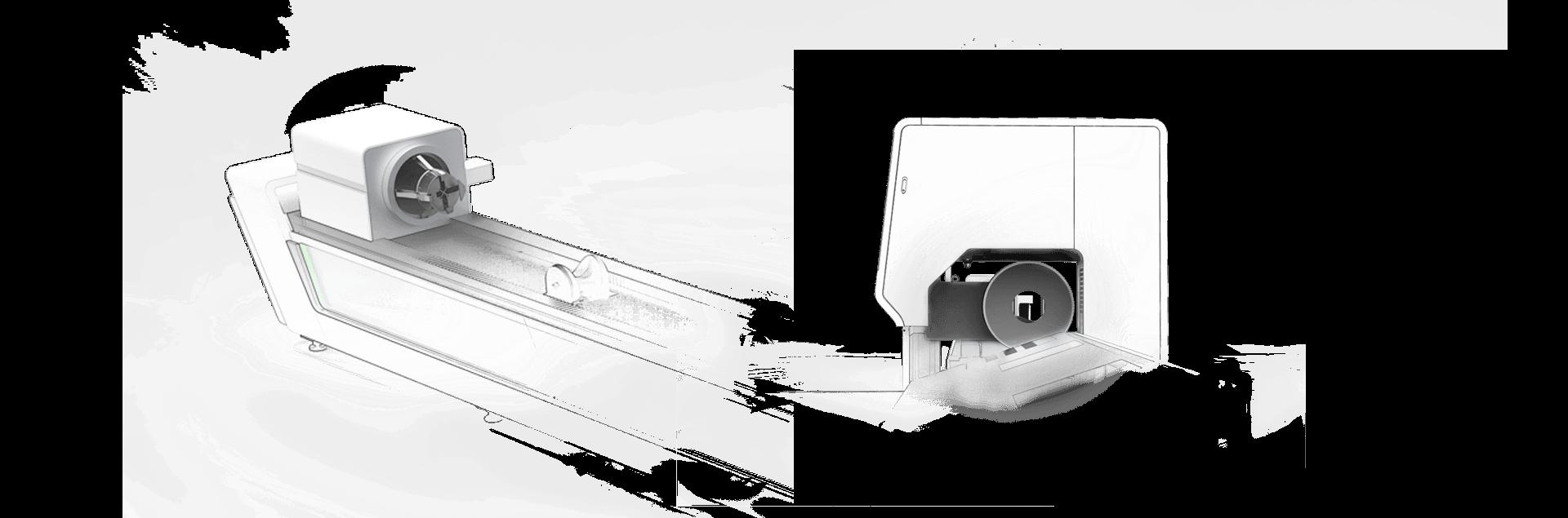 kapan - Станок для лазерной резки резки труб Bodor T-A