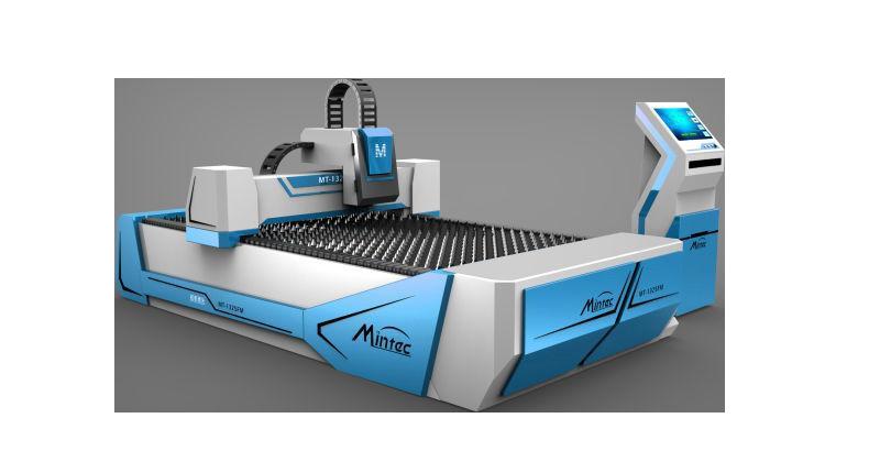 1 - Станок для лазерной резки металла Mintec