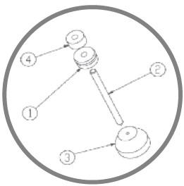 4 15 - Запчасти для станка CMS TECNOCUT