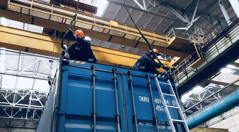 IMG 1776 - Поставка станка гидроабразивной резки для производства ОАО «РУМО»