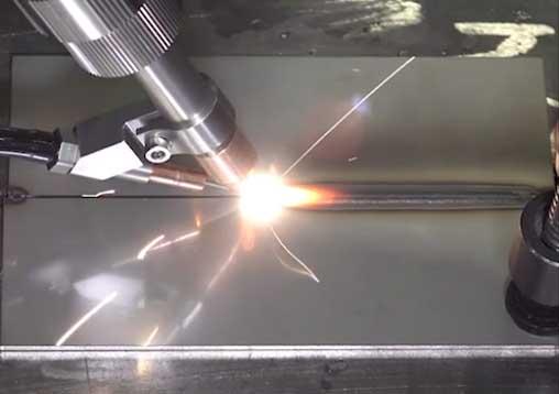 laser welder wire feeder - Принцип работы лазерной сварки